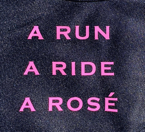 A Run, A Ride, A Rose Adjustable