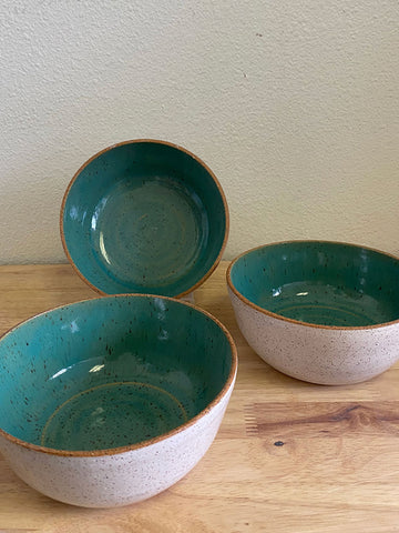 Large Cereal Bowls - 6 in, Set of 4