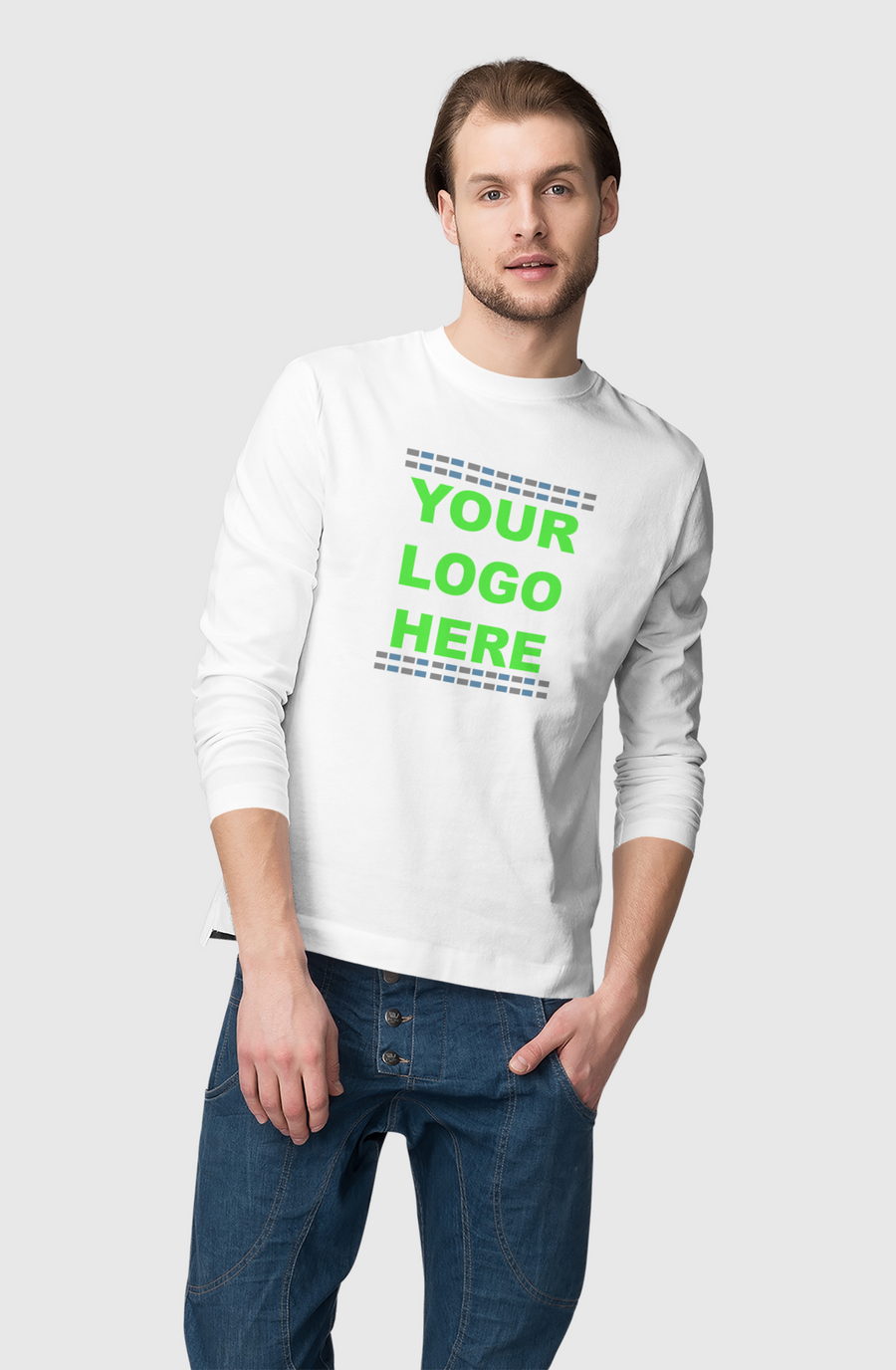 Custom Vinyl/Sublimation Long Sleeve T-Shirt