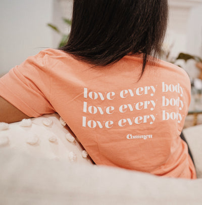 Love Every Body Tee