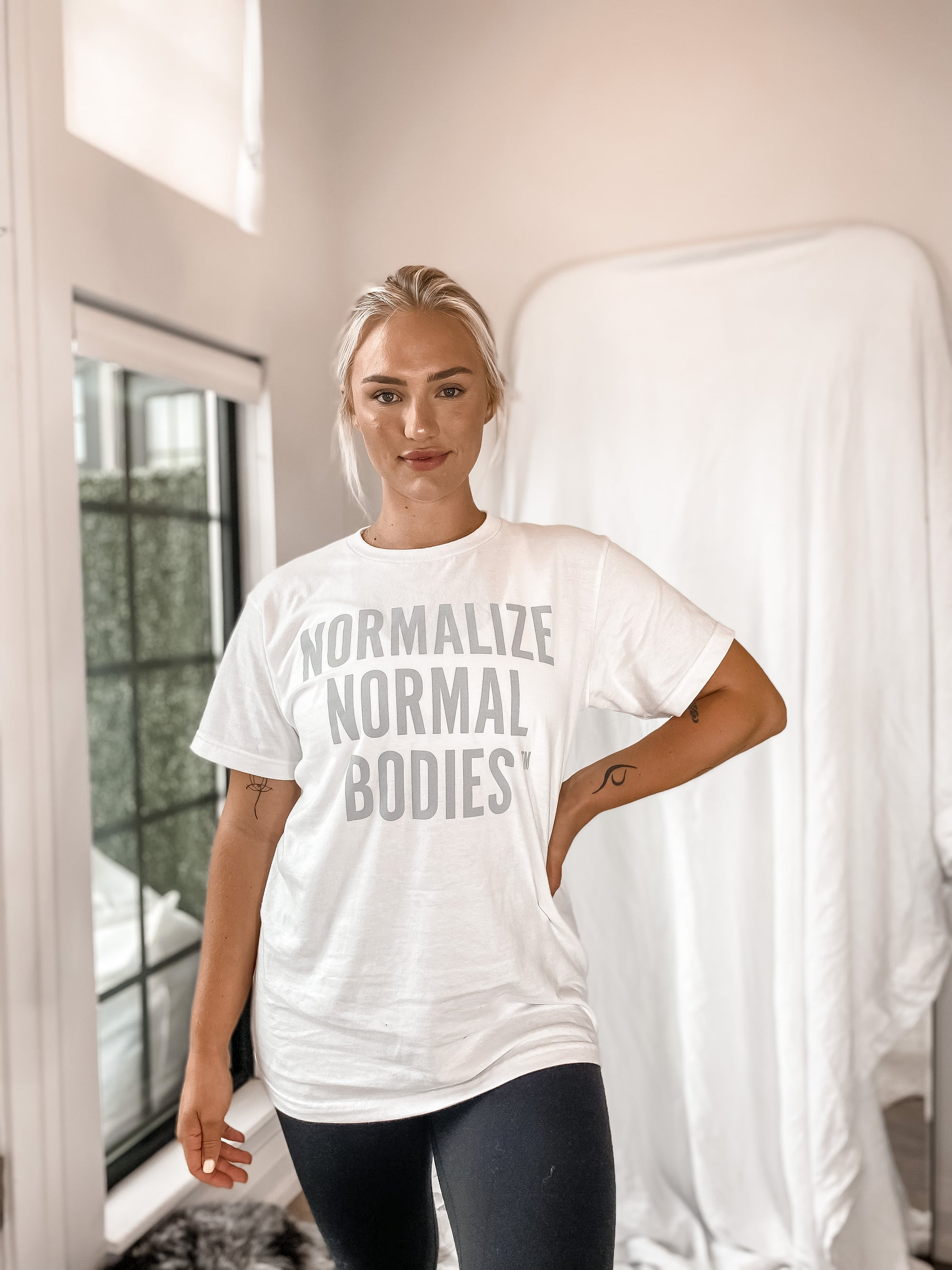 Normalize Normal Bodies Tee