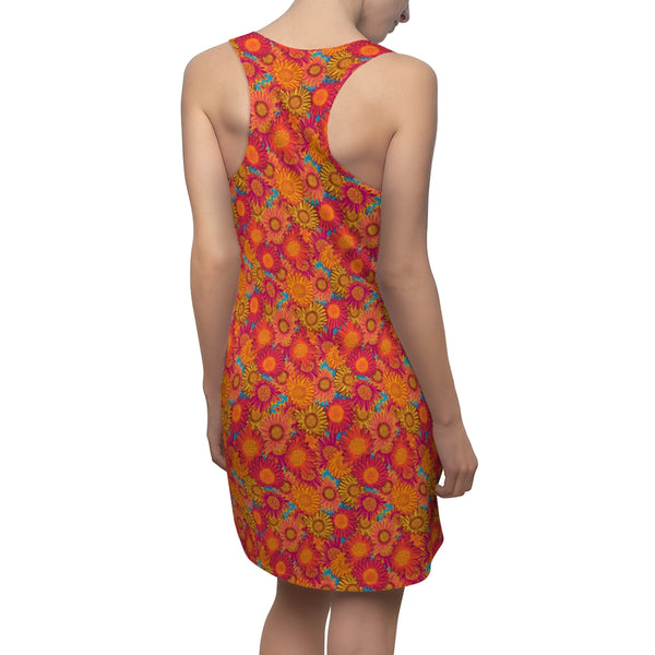Sunflower Women's Cut & Sew Racerback Dress