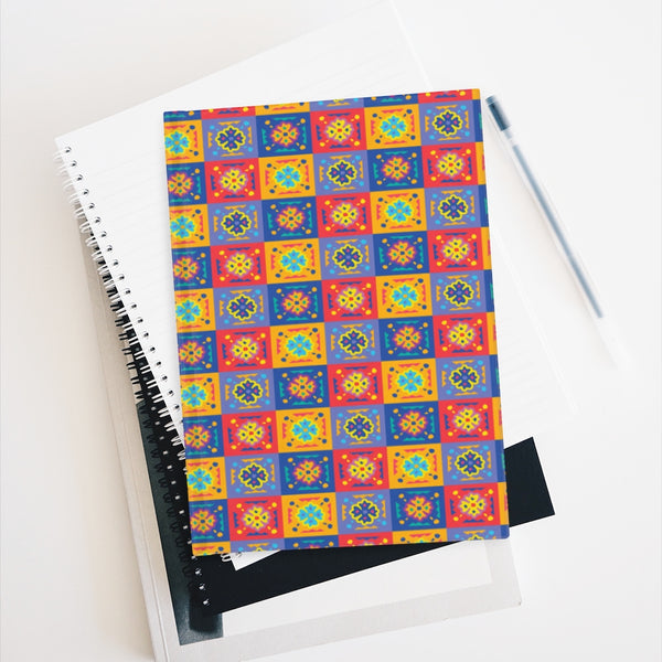 Mexican Fiesta Tiles Journal - Blank