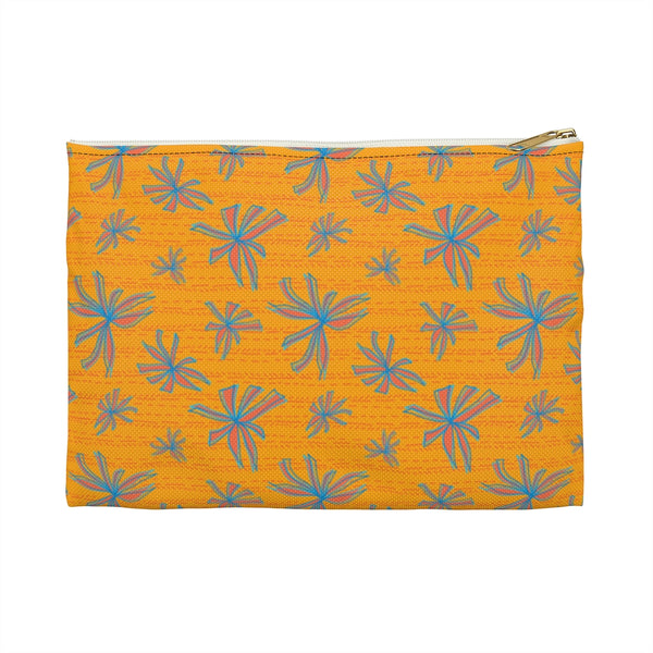 Citrus Burst Accessory Pouch