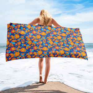Flower Child Towel