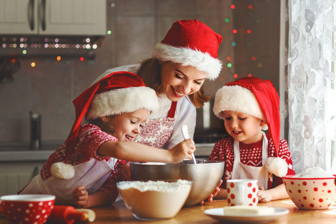 6 Delicious Christmas Treats to Make with Your Toddler