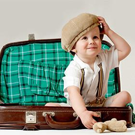 Top 10 Tips for Travelling with your Baby