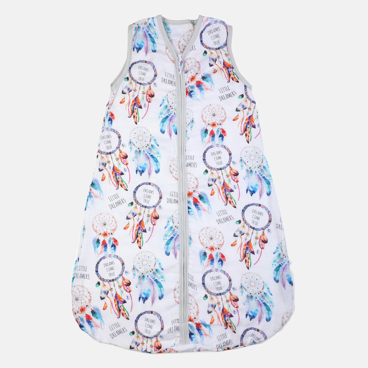 Dreamcatcher 4 layer Sleep Bag Super Soft Muslin