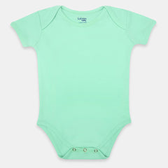 Mint Green Organic Cotton Bodysuit