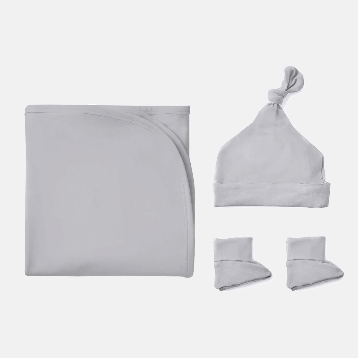Dreamy Grey Cozy Essentials Bamboo Kit