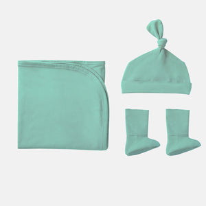 Ice Green Cozy Essentials Bamboo Kit