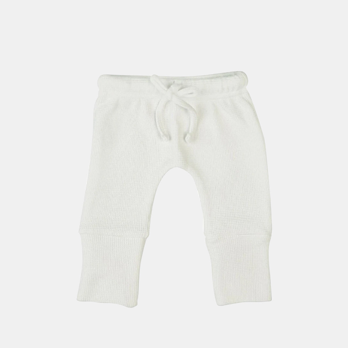 Boss Baby Textured Knit Pants