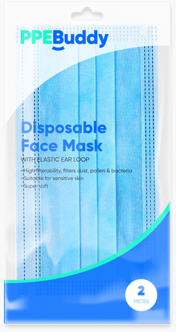 2 Pack Mask