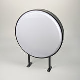 Round Lightbox Sign - 600mm