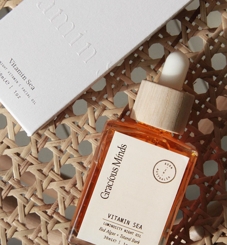 Facial Oil by Gracious Minds