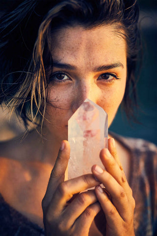 The Power of Crystals and Self Love