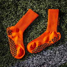 Load image into Gallery viewer, Pure Grip Socks Orange