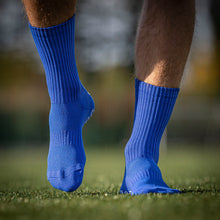 Load image into Gallery viewer, Pure Grip Socks Royal Blue