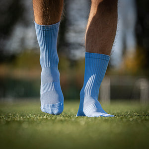 Pure Grip Socks Light Blue