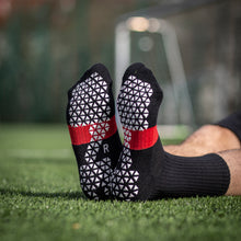 Load image into Gallery viewer, Pure Grip Socks Pro Black