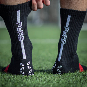 Pure Grip Socks Pro Black