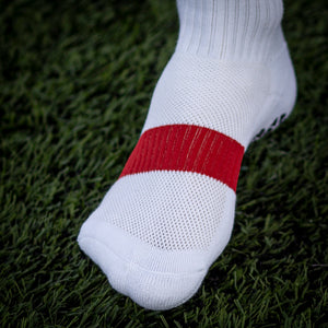 Pure Grip Socks Pro White