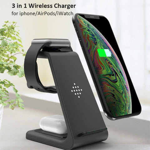 All-In-One Wireless Charger for iPhone