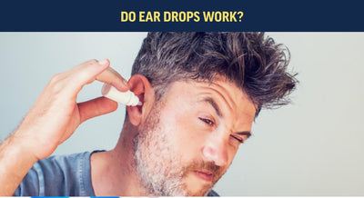 Are ear Drops the Most Effective way to get rid of earwax?