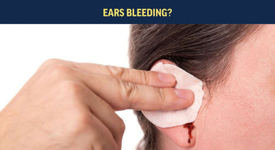 Everything you Need to Know About Ear Bleeding