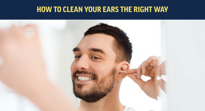 How to clean your ears?
