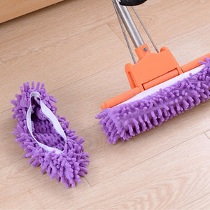 Microfibre Mop Slippers