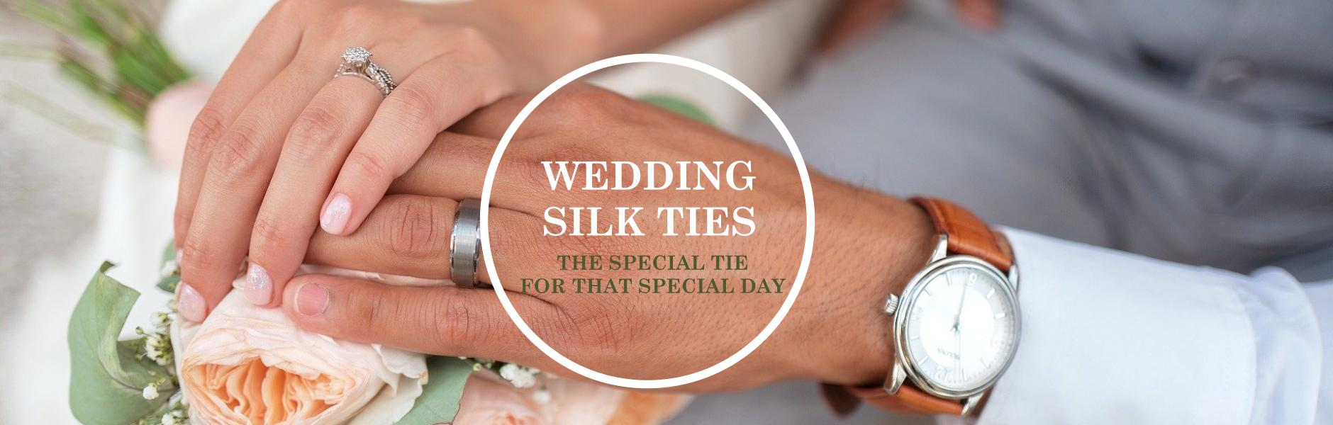 Wedding Silk Ties