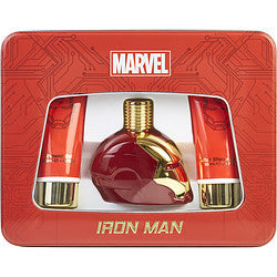 Marvel Gift Set Iron Man By Marvel  -  Marvel - The Perfume Bazaar -www.theperfumebazaar.com - Gift Sets Fragrances for Men