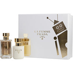 Prada Gift Set Prada La Femme By Prada  -  Prada - The Perfume Bazaar -www.theperfumebazaar.com - Gift Sets Fragrances for Women
