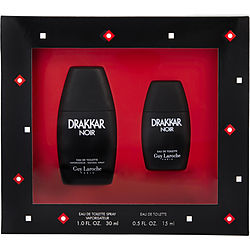 Guy Laroche Gift Set Drakkar Noir By Guy Laroche  -  Guy Laroche - The Perfume Bazaar -www.theperfumebazaar.com - Gift Sets Fragrances for Men