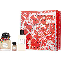 Hermes Gift Set Twilly D'hermes By Hermes  -  Hermes - The Perfume Bazaar -www.theperfumebazaar.com - Gift Sets Fragrances for Women
