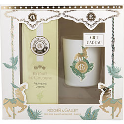 Roger & Gallet Gift Set Roger & Gallet Verveine Utopie By Roger & Gallet  -  Roger & Gallet - The Perfume Bazaar -www.theperfumebazaar.com - Gift Sets Fragrances for Everyone