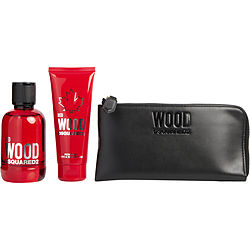 Dsquared2 Gift Set Dsquared2 Wood Red By Dsquared2  -  Dsquared2 - The Perfume Bazaar -www.theperfumebazaar.com - Gift Sets Fragrances for Women