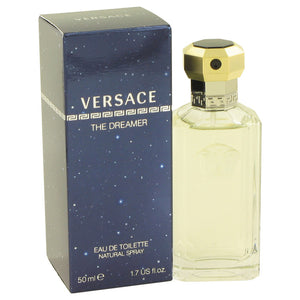 DREAMER by Versace Eau De Toilette Spray for Men  -  Versace - The Perfume Bazaar -www.theperfumebazaar.com - 50 ml, Men, Versace Fragrances for Men