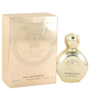 Versace Eros by Versace Eau De Parfum Spray for Women  -  Versace - The Perfume Bazaar -www.theperfumebazaar.com - 50 ml, Versace, Women Fragrances for Women
