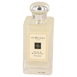 Jo Malone Peony & Blush Suede by Jo Malone Cologne Spray (Unisex Unboxed) 3.4 oz for Men  -  Jo Malone - The Perfume Bazaar -www.theperfumebazaar.com - 100 ml, Jo Malone, Men Fragrances for M
