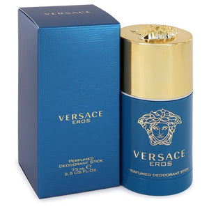 Versace Eros by Versace Deodorant Stick 2.5 oz for Men  -  Versace - The Perfume Bazaar -www.theperfumebazaar.com - 75 ml, Men, Versace Fragrances for Men