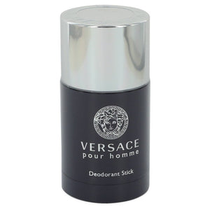 Versace Pour Homme by Versace Deodorant Stick 2.5 oz for Men  -  Versace - The Perfume Bazaar -www.theperfumebazaar.com - 75 ml, Men, Versace Fragrances for Men