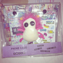 Bleach London iPhone 5/5s Case, Make Up Bag & Nit