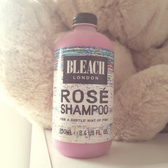 Bleach London Rosé Shampoo or Rosé Conditioner