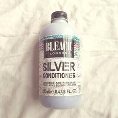 Bleach London Silver Shampoo or Silver Conditioner