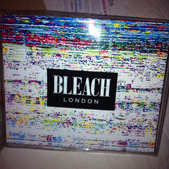 Bleach London Make Up Bag, Nit Key Ring & Stickers