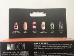 WAH London Press On Nails (Back In Stock!)