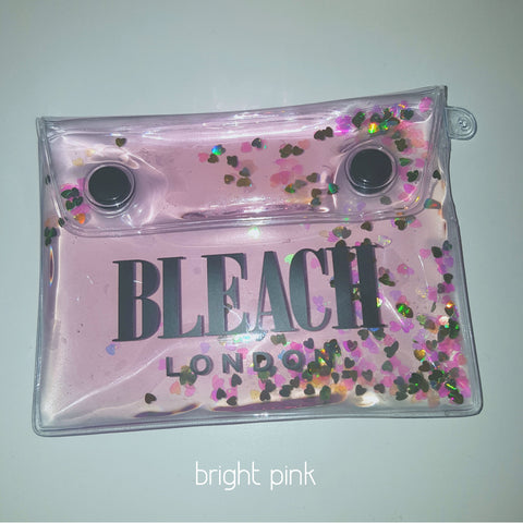 Bleach London Jelly Purse