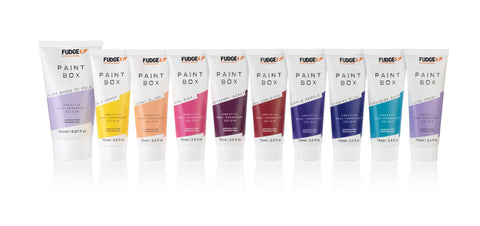 Fudge Paintbox Hair Colours